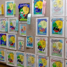 Things to do in Rock Hill, SC: Come-See-Me Coloring Contest