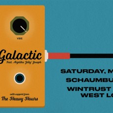 Things to do in Arlington Heights-Palatine IL: Live From the Lot: Galatic