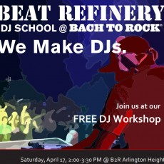 Things to do in Arlington Heights-Palatine IL: How to Become a DJ - for Kids and Teens