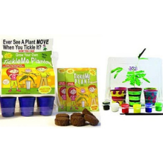 TickleMe Plant Deluxe Greenhouse Kit
