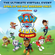 Things to do in Main Line, Pa for Kids: Paw Patrol Live at Home, Paw Patrol Live at Home