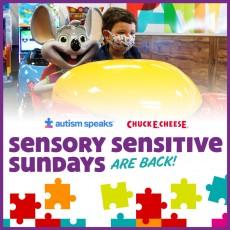 National Events: Sensitive Friendly Sundays are Back!
