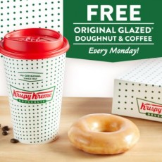 Kiddo's Donut & Your Coffee For Free