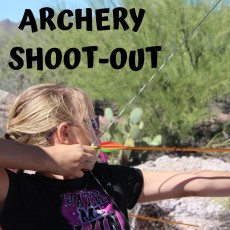 Things to do in Casa Adobes-Oro Valley, AZ: Archery Shoot-Out for Kids/Families