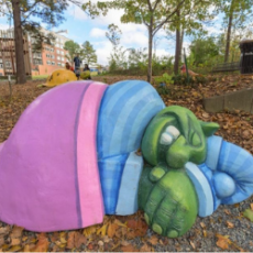 Durham-Chapel Hill, NC Events: Story Time with Barnaby D. Troll at Durham Central Park