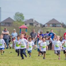 Healthy Kids Running Series - Oconomowoc, WI Race Day!