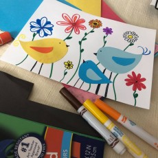 Things to do in Warwick, RI: Art Lab @ Louttit Library