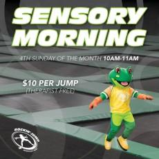 Palm Beach Gardens, FL Events: Rockin' Jump Special Needs Family Night