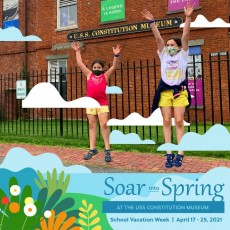 Things to do in Springfield, MO for Kids: Soar into Spring at the USS Constitution Museum!, Dickerson Park Zoo