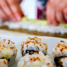 Warwick, RI Events: Sushi and Dumplings Class (Ages 9+ Family)