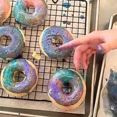 Warwick, RI Events: Galaxy Donuts Class (Ages 2-8 w/ Caregiver)