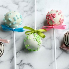 Warwick, RI Events: Red, White & Blue Cake Pops Class (Ages 2-8 w/ Caregiver)