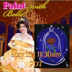 Burnsville-Shakopee, MN Events: Learn to Paint with Belle!