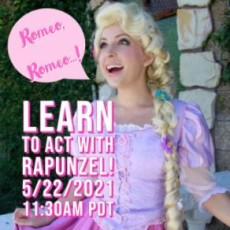 Ventura, CA Events: Learn to Act with Rapunzel!