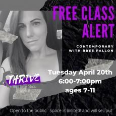 Things to do in Warwick, RI: FREE Class Alert