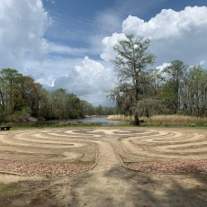 Things to do in Myrtle Beach, SC for Kids: International Walk for Peace - World Labyrinth Day!, Brookgreen Gardens