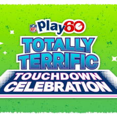 Things to do in Red Bank, NJ for Kids: [National] The NFL PLAY 60 Totally Terrific Touchdown Celebration, Go Noodle