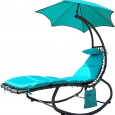 BalanceFrom Rocking Chaise Lounge Chair
