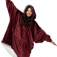 The COMFY Oversized Hooded Blanket