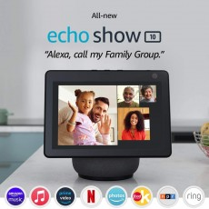 Echo Show 10 with Motion