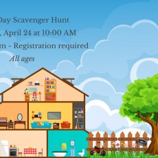 Things to do in Main Line, Pa: Earth Day Scavenger Hunt