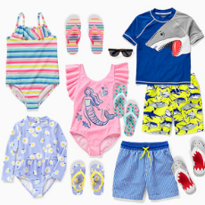 Buy More, Save More on Carter's Swim