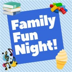 Family Fun Night (Rahway Public Library)