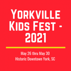 Things to do in Rock Hill, SC: Yorkville Kids Fest - 2021