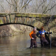 Things to do in Main Line, Pa for Kids: New! Science in the Wild: Creek Exploration Family Field Trip, The Academy of Natural Sciences