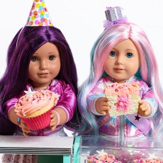 Hulafrog at Home Events: Attend the American Girl Birthday Bash with Magnolia Bakery