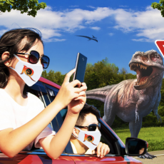 Things to do in Olathe, KS for Kids: Opening Day: Jurassic Quest Drive-Thru, Arrowhead Stadium