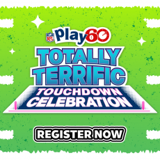 Things to do in Hulafrog at Home for Kids: Join the NFL Totally Terrific Touchdown Celebration, Go Noodle