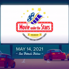 Things to do in Charleston, SC: Father Daughter Movie Under the Stars