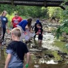 Nature Awaits Day Camp 3-14