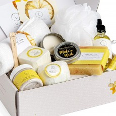 Lizush All Natural Relaxation Spa in a Box