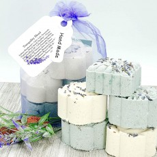 Stripped Bath & Body Natural Stress & Anxiety Relief Shower Bombs
