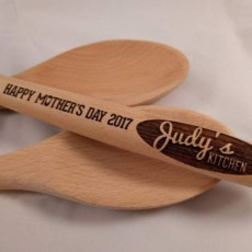 The Sinclair Company Personalized Wooden Spoon
