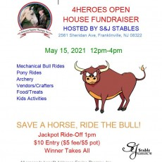 4Heroes Open House Fundraiser