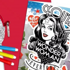 Pick Up A Free Super Mom's Day Craft Kit