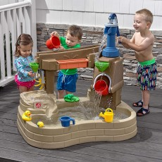Step2 Pump & Splash Discovery Pond Water Table