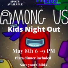 Southern Monmouth, NJ Events for Kids: Kid's Night Out!