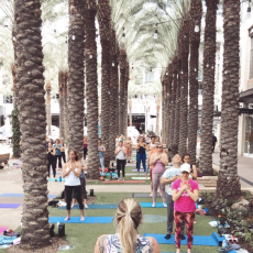 Things to do in Scottsdale, AZ for Kids: Mini + Me Workout & Mother's Day at the Quad, Scottsdale Quarter