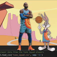 Things to do in Hulafrog at Home for Kids: Take a Free Space Jam Coding Workshop, Microsoft