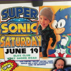 Things to do in Warwick, RI for Kids: Super Sonic Saturday, Tri-City Lodge