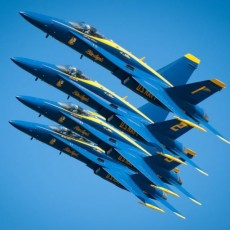 Things to do in Olathe, KS: KC Air Show ft. the US Navy Blue Angels