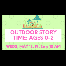 Warwick, RI Events: Outdoor Story Time (Ages 0-2)