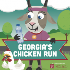 Things to do in Olathe, KS for Kids: Georgia's Chicken Run, Deanna Rose Children's Farmstead
