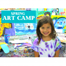 Things to do in Richmond South, VA for Kids: Spring Day Camp, Art Factory Play Cafe & Party Place