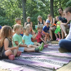 Olathe, KS Events: Nature Story Time {Ages 2-5}