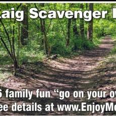 McKaig Spring Scavenger Hunt